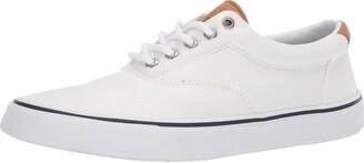 Sperry Men's Striper II CVO Core sneaker SW White 8.5 M