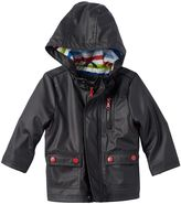 Urban Republic Toddler Boy Hooded Rain Jacket