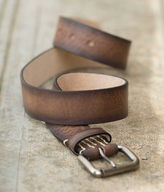 Bill Adler Distressed Belt
