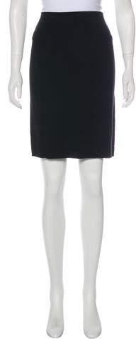 Ralph Lauren Black Label Knee-Length Skirt
