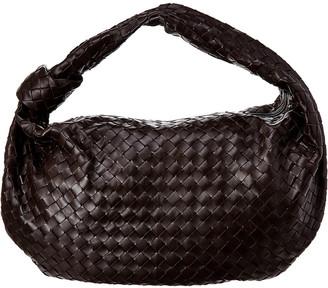 Bottega Veneta Jodie Intrecciato Leather Hobo Bag