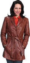 Scully Classic Style Knee Length Coat L51 (Women's)
