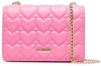 Love Moschino Tonal-Chain Shoulder Bag