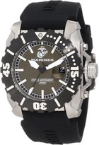 USMC Wrist Armor Men's WA127 Stainless Steel Swiss Quartz Watch