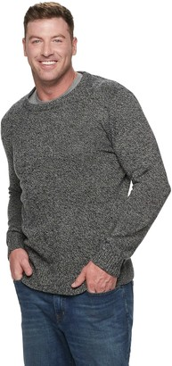Sonoma Goods For Life Big & Tall Knit Sweater