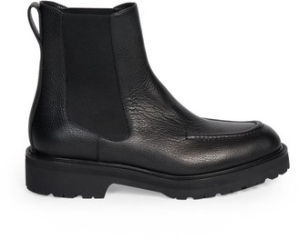 Dries Van Noten Pebbled Rubber Boots