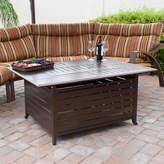 AZ Patio Heaters Aluminum Propane Fire Pit Table