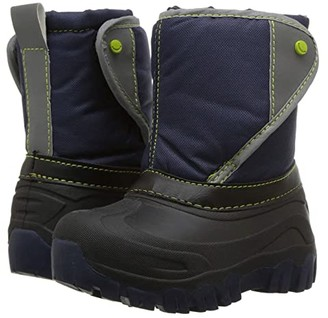 Western Chief Selah Snow Boots (Toddler/Little Kid/Big Kid) (Navy) Boys Shoes