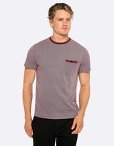 Oxford Leo Pocket Front T-Shirt