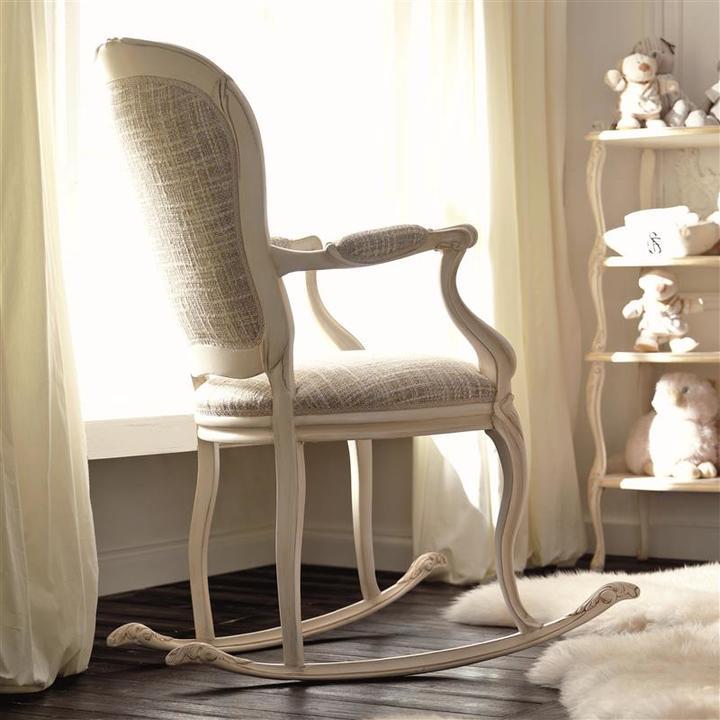 Notte Fatata Louis Rocking Chair