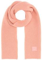 Acne Studios Bansy L Face wool scarf
