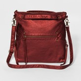 Mossimo Women's Convertible Tote Handbag Cranberry