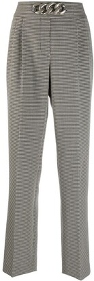 Alexander Wang Herringbone Tailored Trousers