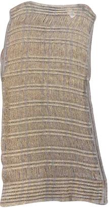 Missoni Gold Wool Dresses