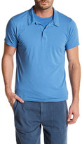 Save Khaki Short Sleeve Jersey Polo