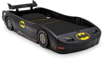 Delta Children DC Comics Batman Batmobile Car Twin Bed