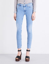 MiH Jeans Bridge skinny high-rise jeans