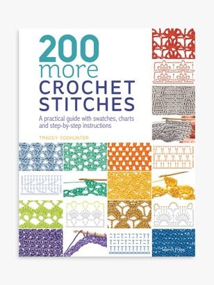 Search Press 200 More Crochet Stitches