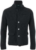 Zanone buttoned jacket