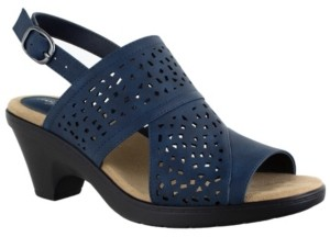 Easy Street Shoes Charleigh Slingback Sandals Women's Shoes