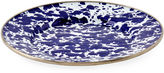 Golden Rabbit S/4 Sandwich Plates, Cobalt Swirl