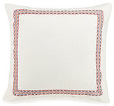 Jessica Simpson Puebla Crewel-Embroidered Euro Sham