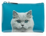 Catseye London Small Cat Zip Pouch