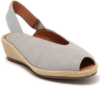 Gentle Souls by Kenneth Cole Luci Slingback Espadrille Sandal