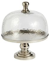 Pier 1 Imports Regency Cake Stand & Dome