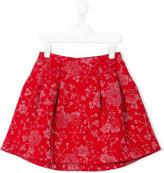 Kenzo Teen neoprene and lurex skirt - kids - Cotton/Polyamide/Polyester - 14 yrs