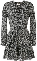 Saint Laurent bandana print dress