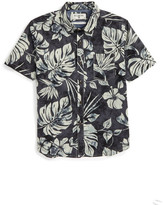 Billabong Haliewa Woven Cotton Shirt (Big Boys)