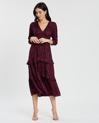 BA&SH Tracy Dress