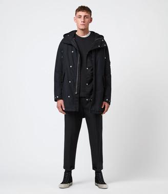 AllSaints Flax Parka Coat