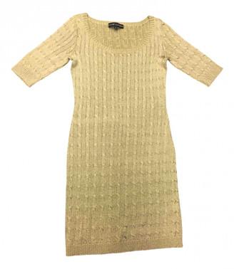Ralph Lauren Gold Cotton Dresses
