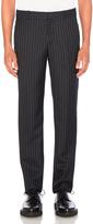Alexander McQueen Pinstripe Trousers