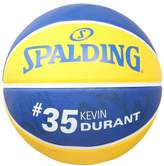 Spalding NBA PLAYER KEVIN DURANT Basketball gelb/blau