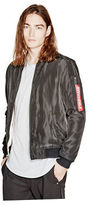 G by Guess GByGUESS Men's Limited Edition Fireshot Reversible Jacket
