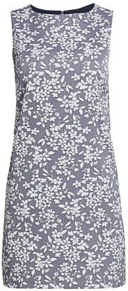 Alice + Olivia Clyde Floral Shift Dress
