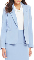 Preston & York Lucina Stretch Crepe Suiting Jacket