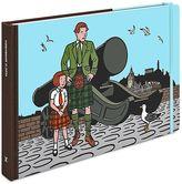 Louis Vuitton Edinburgh Travel Book