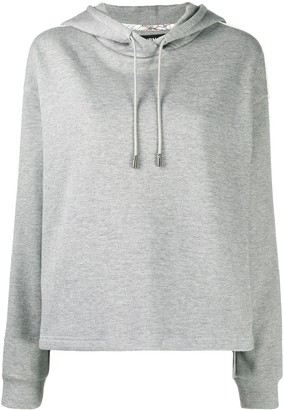 Raeburn 1950's Silk Map hoodie