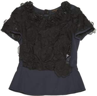 Louis Vuitton \N Navy Cotton Tops