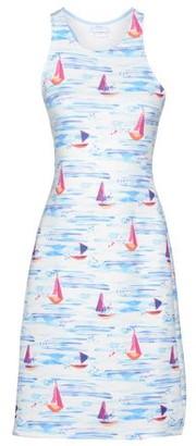 Flagpole Knee-length dress