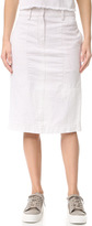 DKNY PURE Pencil Skirt