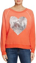 Wildfox Couture My Disco Heart Sweatshirt
