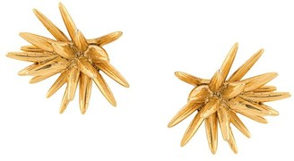Oscar de la Renta Sea Anemone Earrings