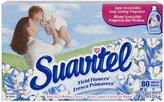 Suavitel Fabric Softener Dryer Sheets