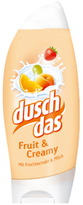 Duschdas Fruit and Creamy Shower Gel
