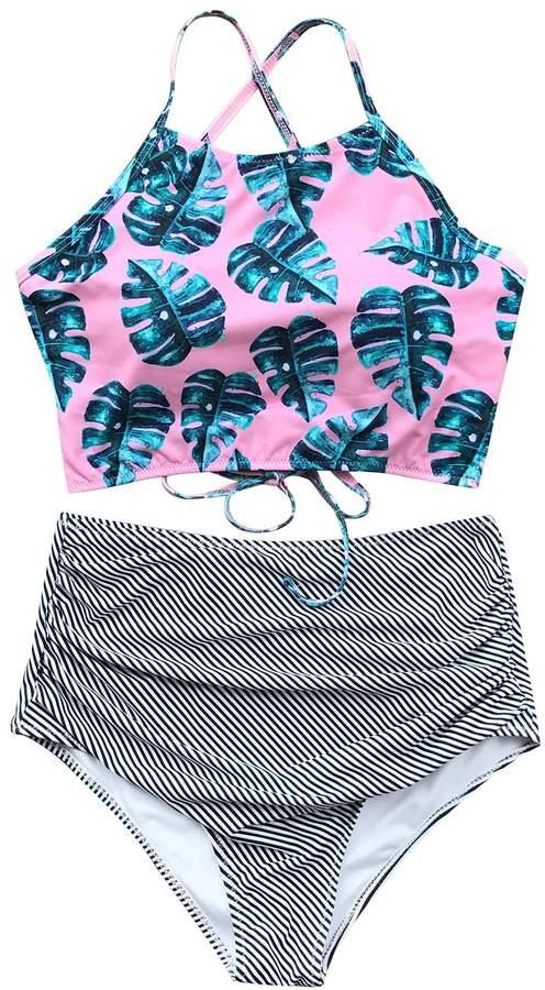 1465bcfa375 Womens High Waisted Bikini - ShopStyle Canada
